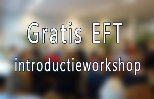 Gratis EFT introductieworkshop